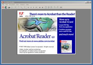 Adobe Reader 4